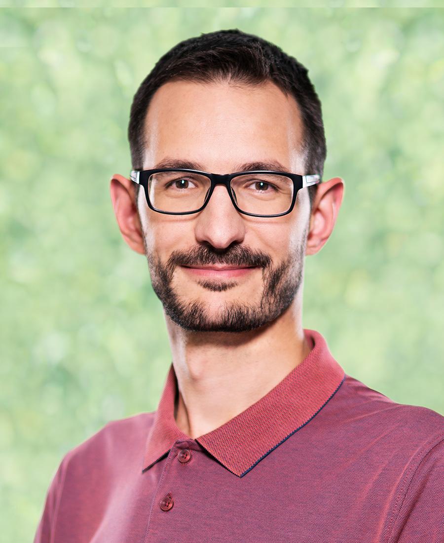 Portrait von Felix Kapraun