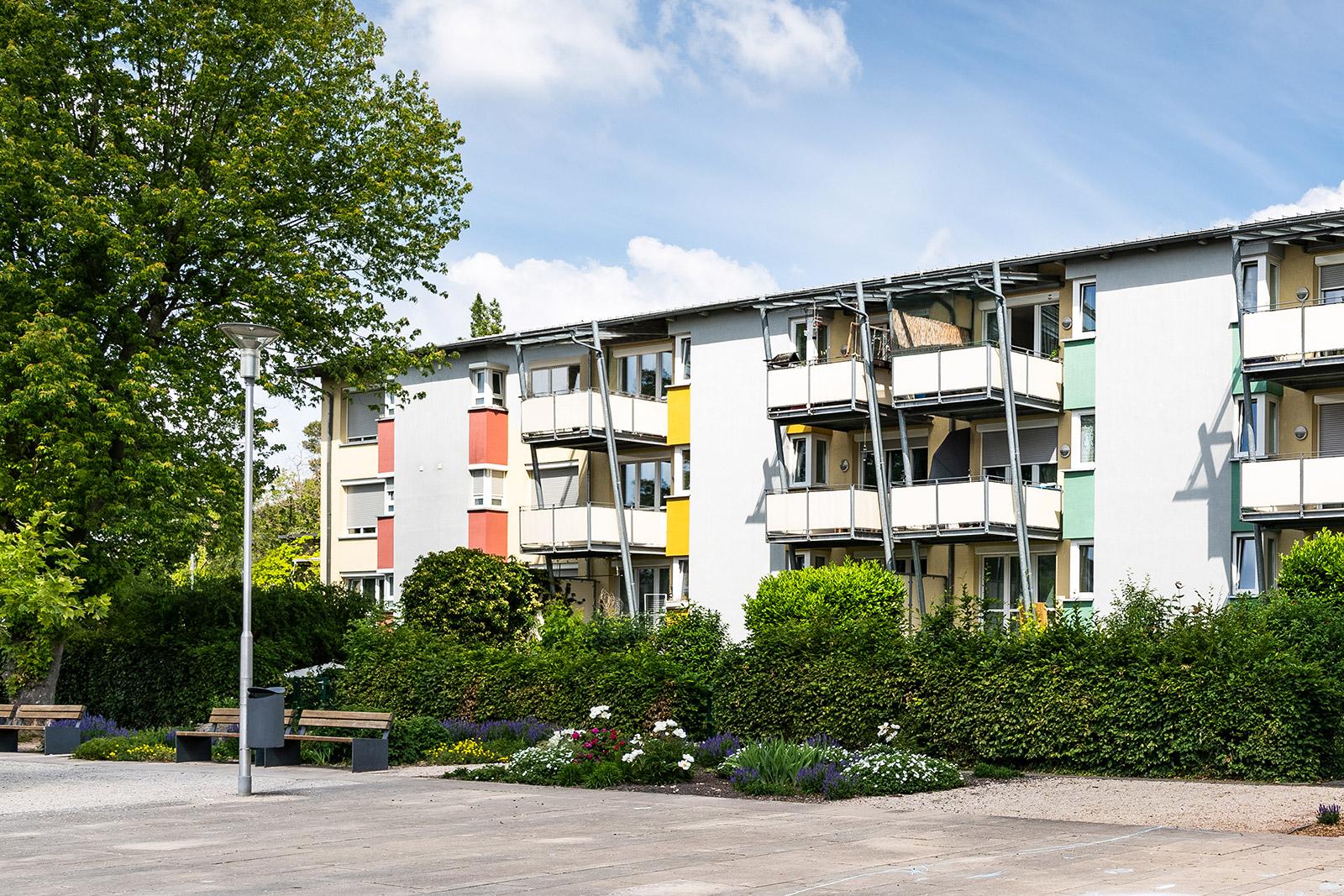 Appartementhaus Elisabethenstraße
