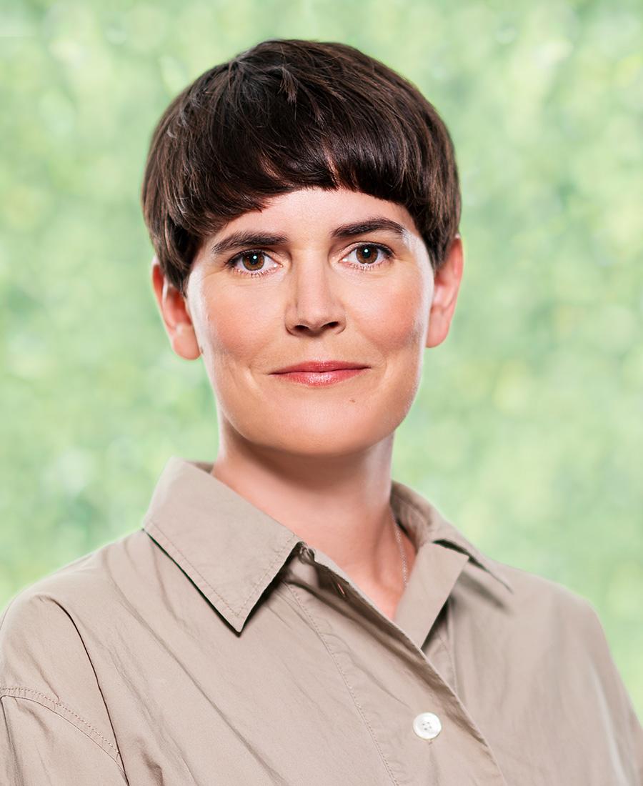 Portrait von Jella Müller