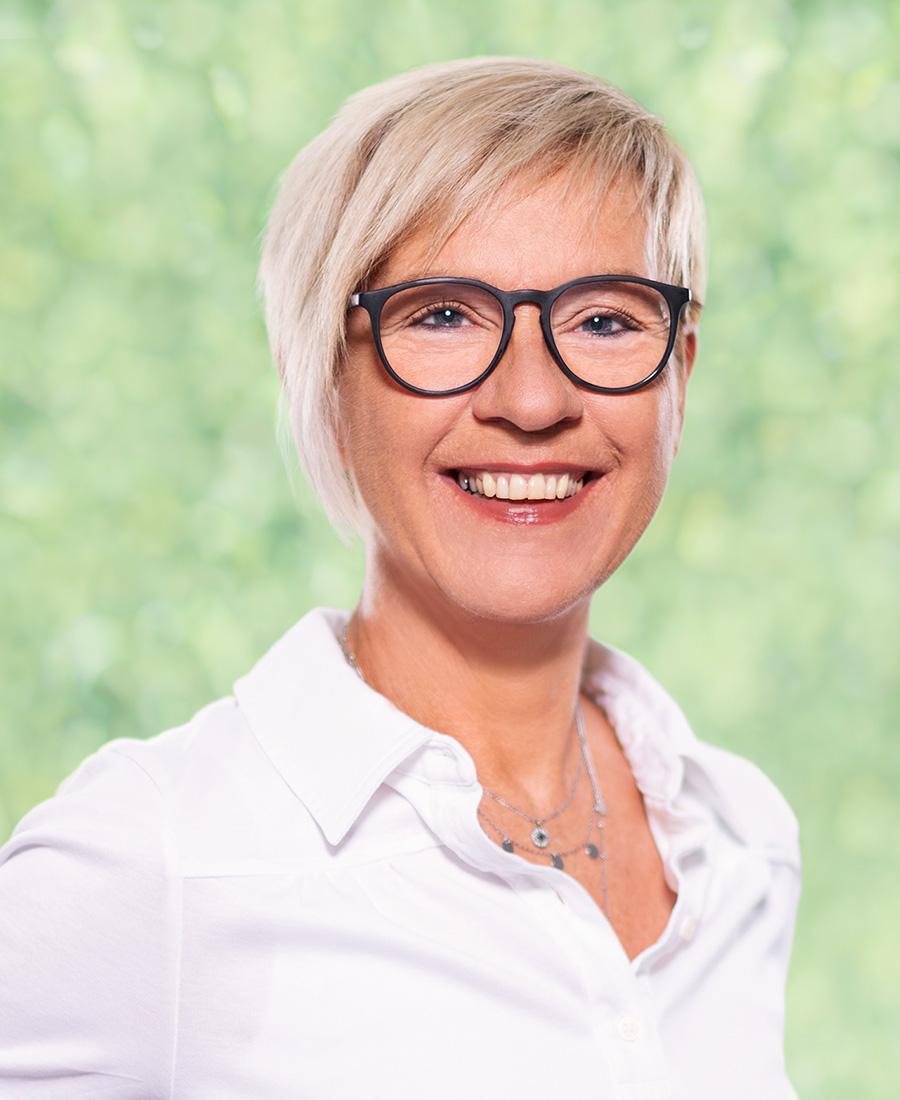 Portrait von Birgit Münch