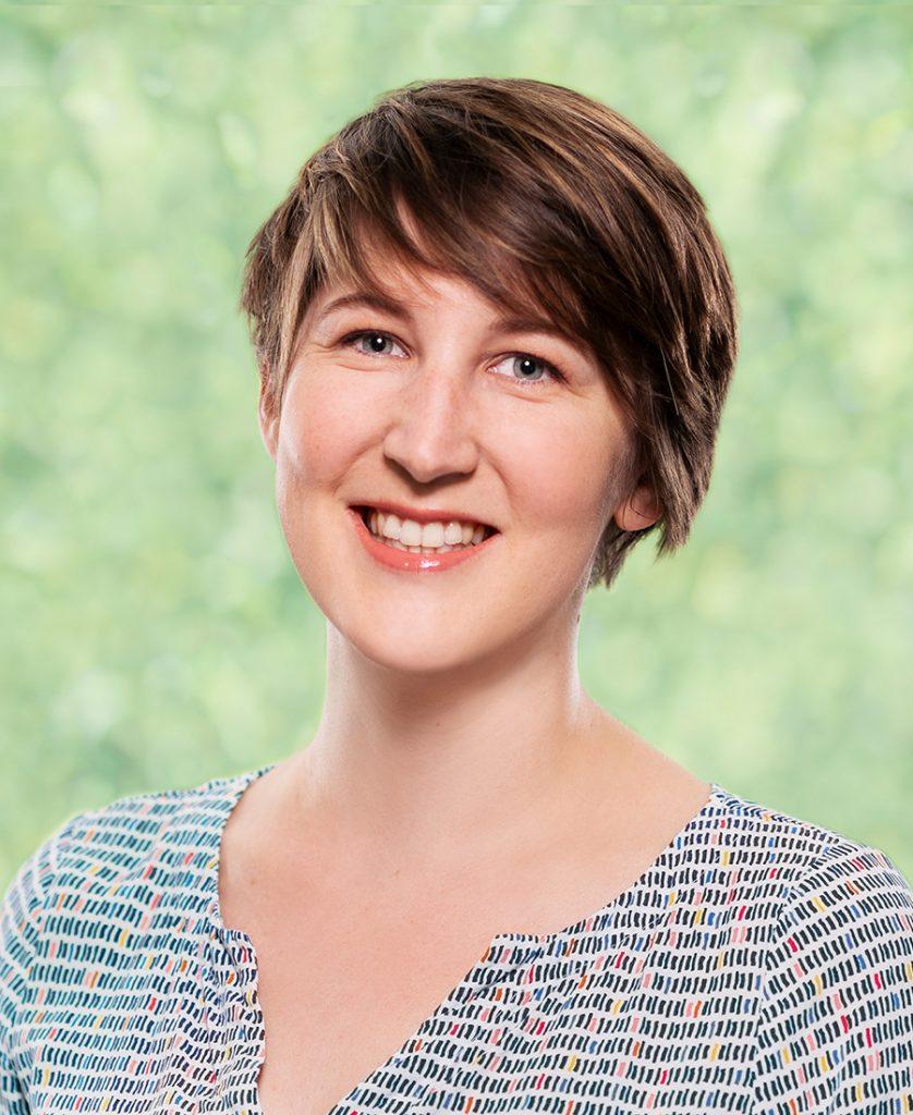 Portrait von Melanie Neumann