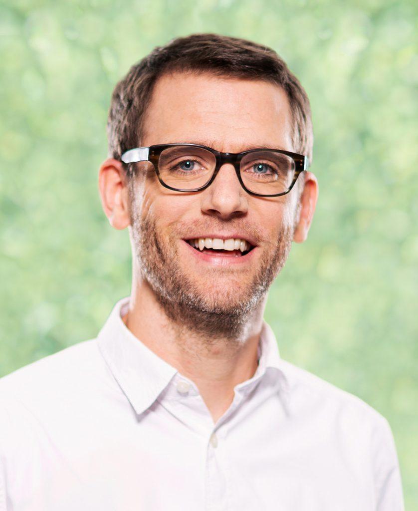 Portrait von Peter Panthöfer