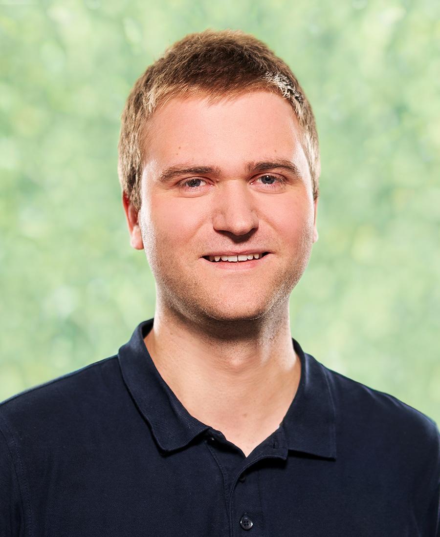 Portrait von Richard Schmidt
