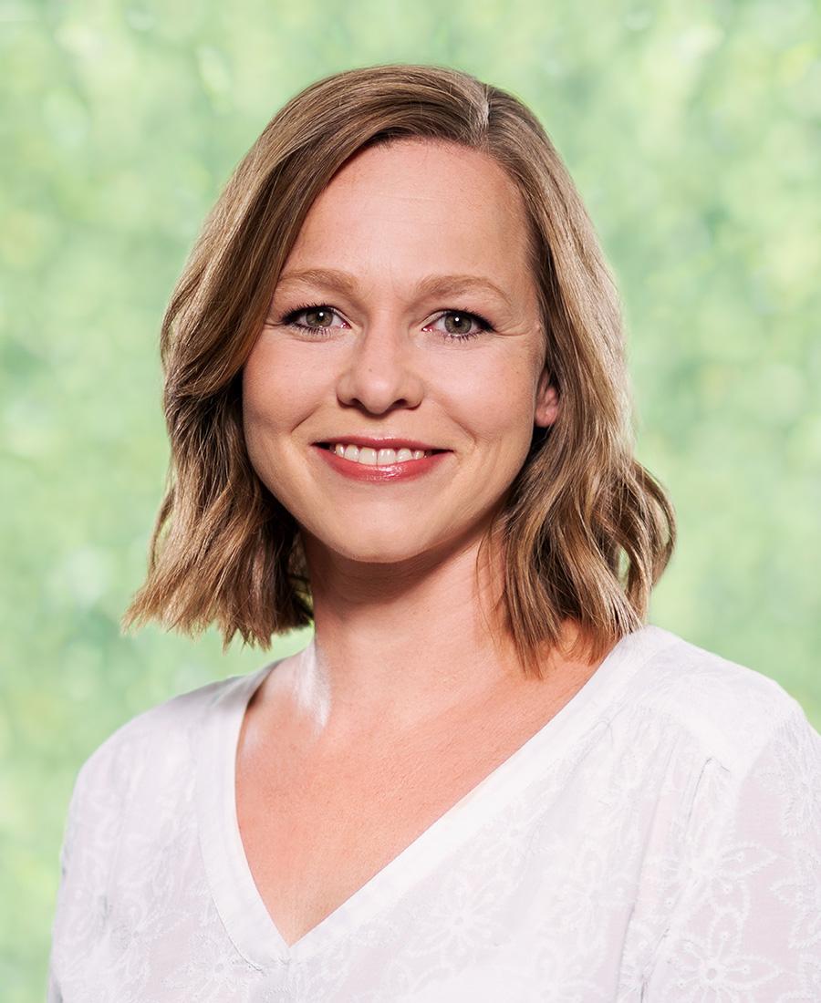 Portrait von Helene Sitorius