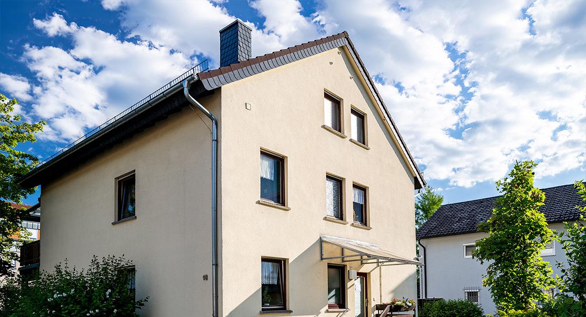 Wohnhaus der Wohngruppe Dreieich-Offenthal