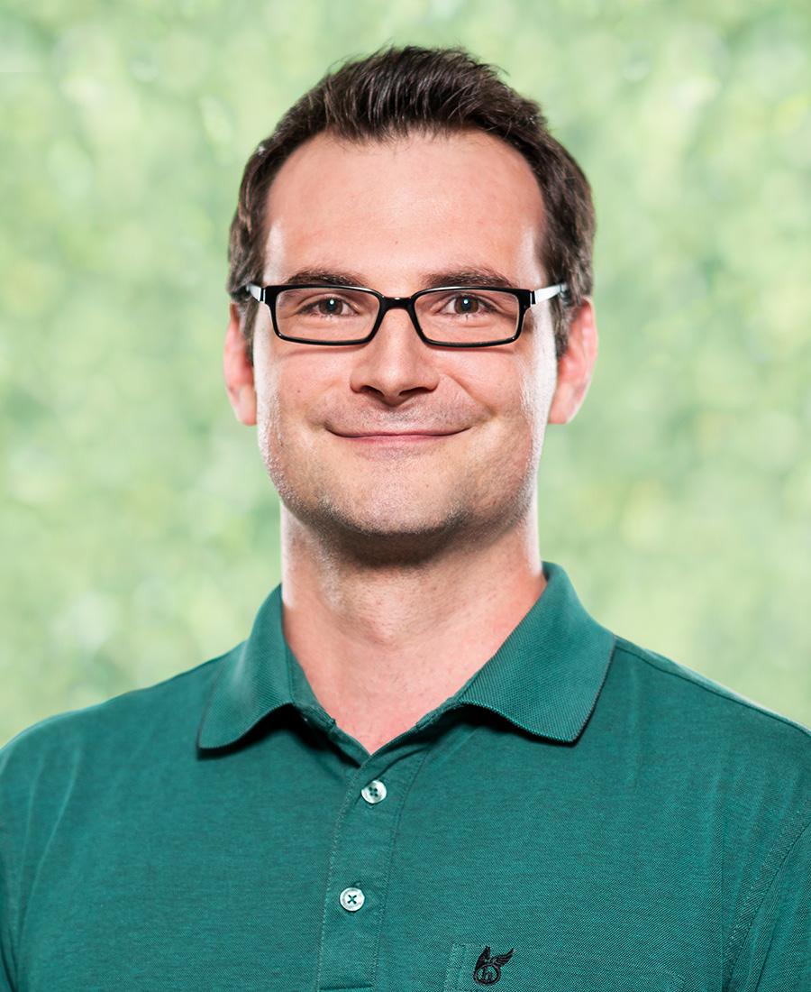 Portrait von Oliver Gerl