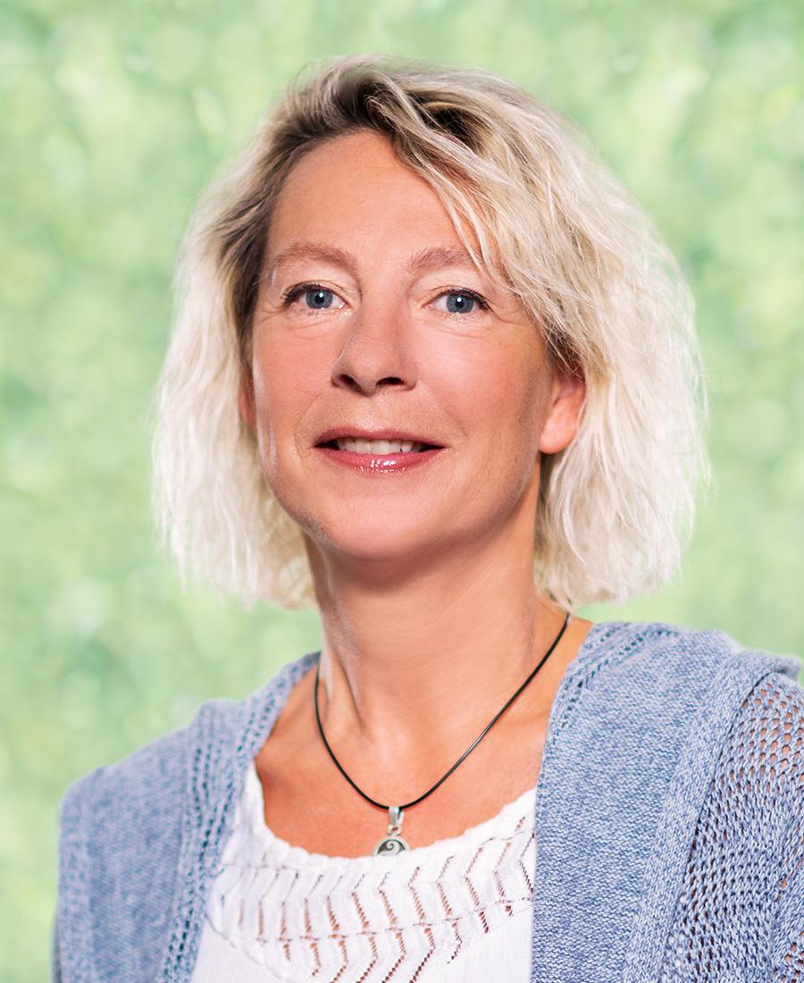 Portrait von Susanne Hahn