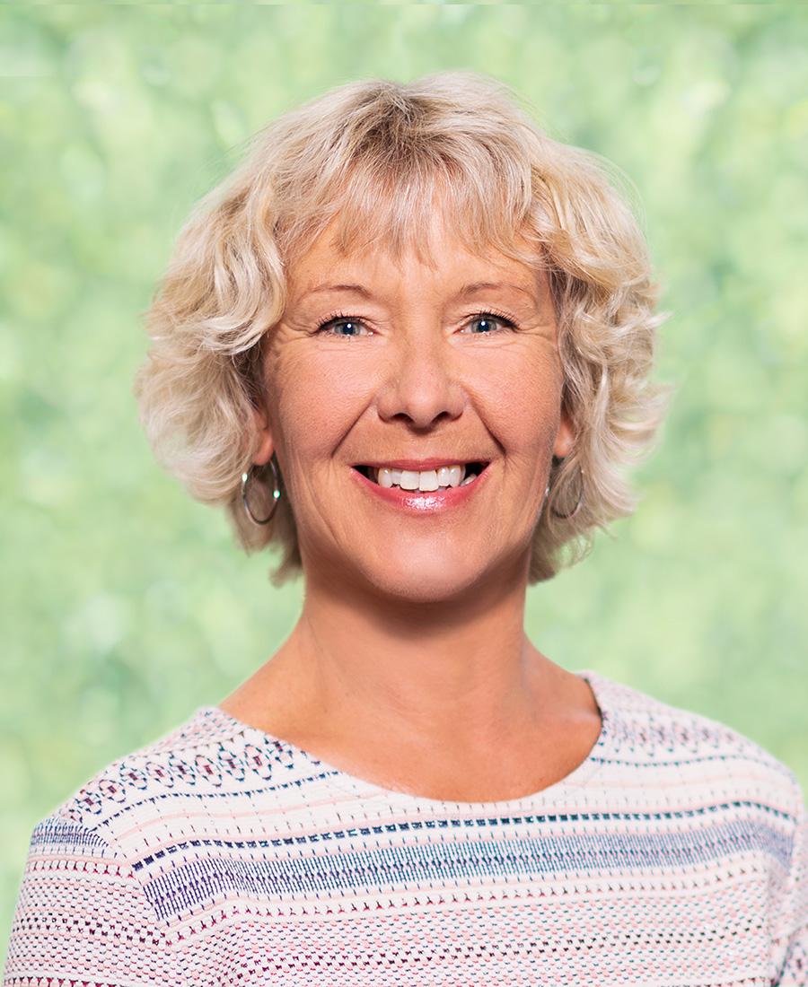 Portrait von Susanne Heinz