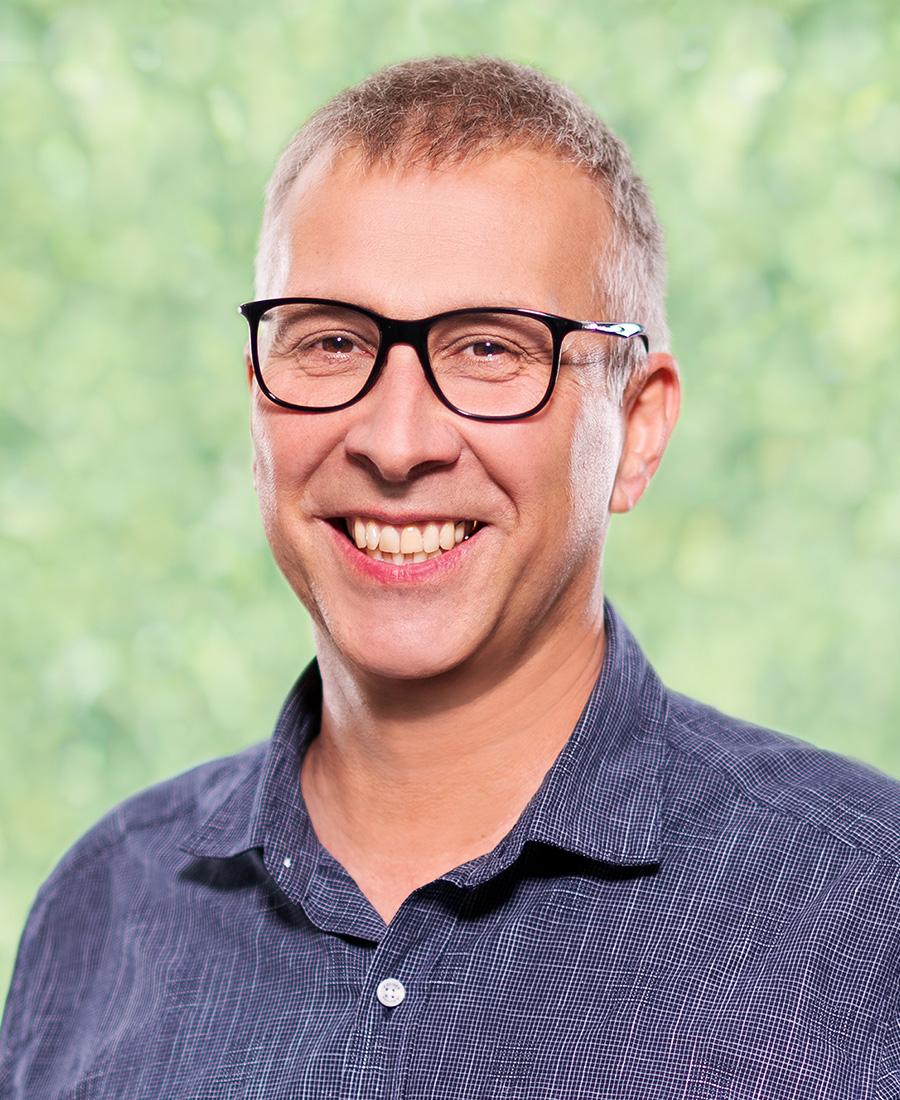 Portrait von Johannes Hock