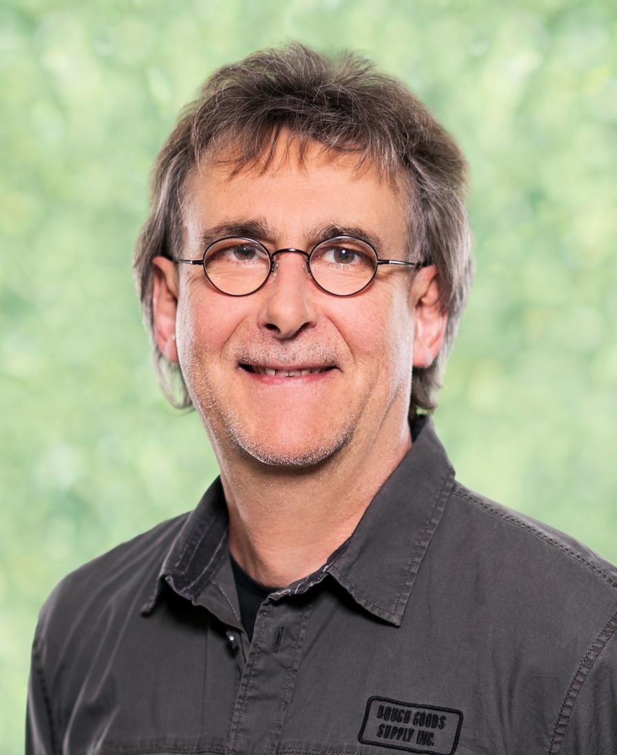 Portrait von Robert Maßholder