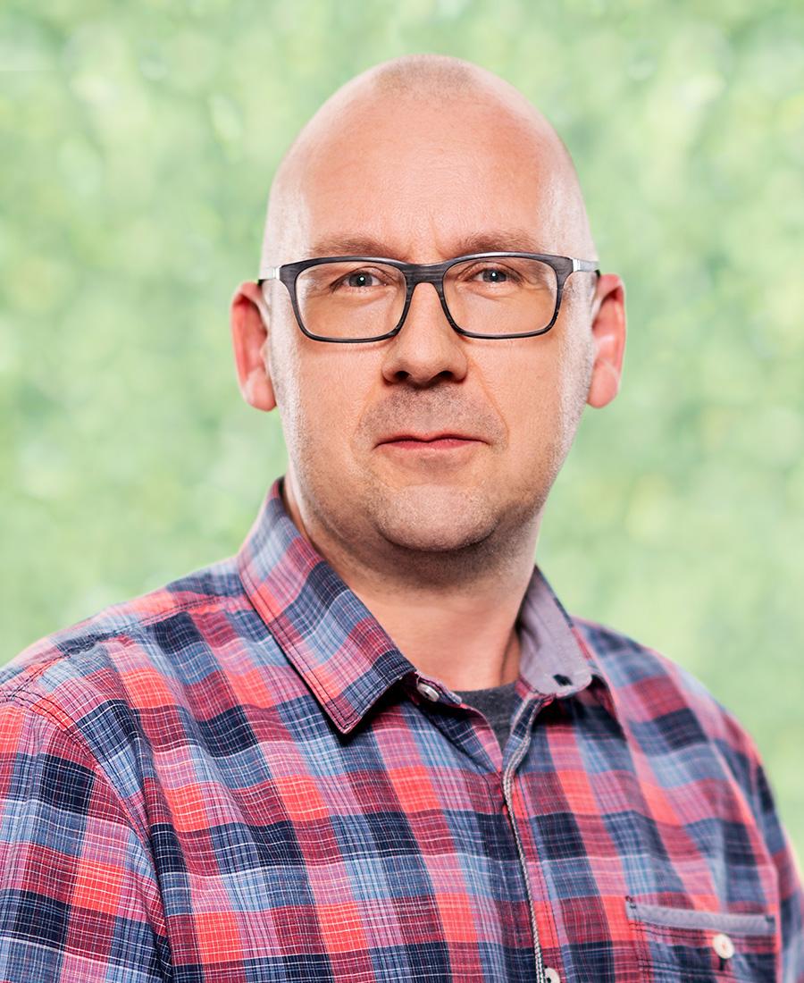 Portrait von Ralf Peglow