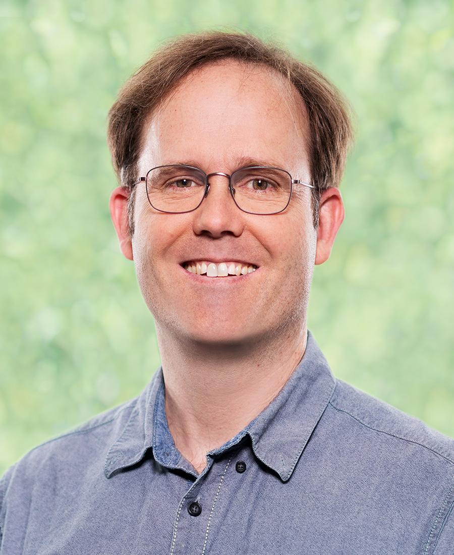 Portrait von Mark Stefferud