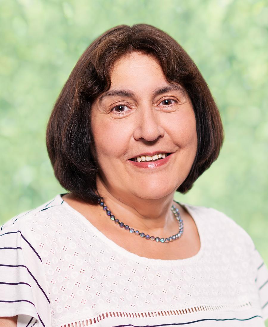 Portrait von Gudrun Voß