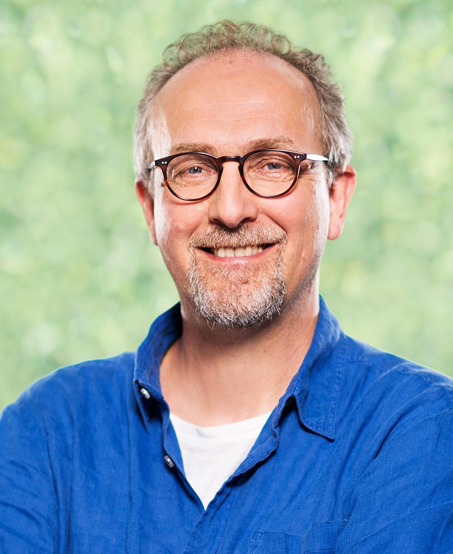 Portrait von Roland Wittig